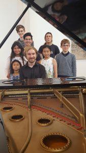 LIMUS Pianoworkshop m Fredrik