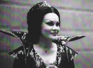 JeanChristineEklund, Königin der Nacht