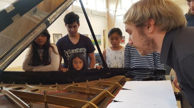 LIMUS undervisning i Lund