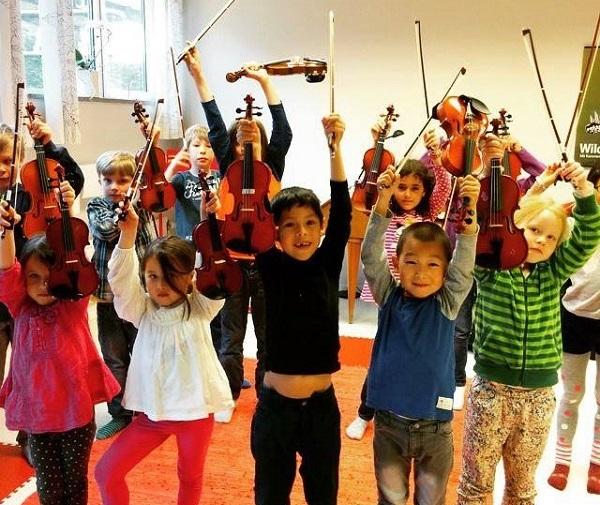 LIMUS i Lund - stort utbud för alla åldrar samt musikcheck 7- 9 år