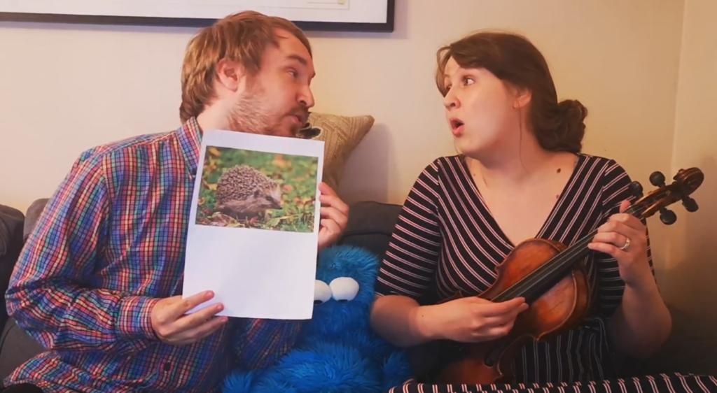 """""""Kom till LIMUS"""" – Alexandra & Fredriks födelsedagslåt (musik: Horgalåten)"""